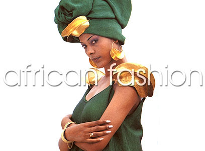 African fashion cover photo