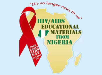 HIV AIDS exhibit cover photo
