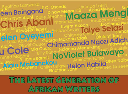 African authors cover photo