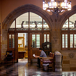 McCormick Library of Special Collections