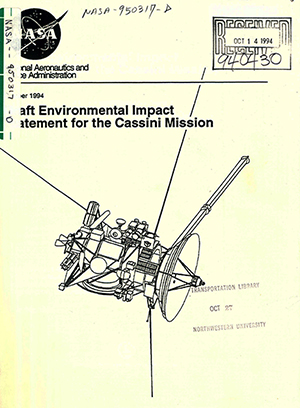 statement report cover