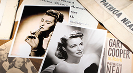 Patricia Neal collection