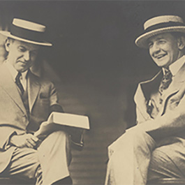 Dawes and Coolidge