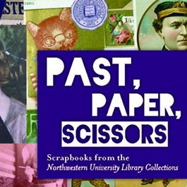 Past, Paper, Scissors logo