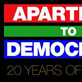Apartheid to Democracy logo