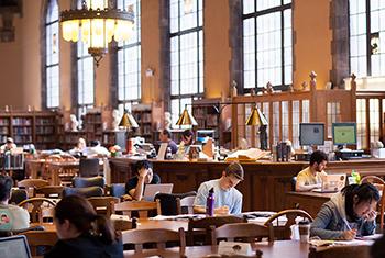 Deering Library Level 3 Libraries Northwestern University