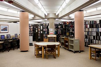 Library Reserve Room Northwestern