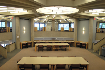 How To Reserve A Room In Core Main Library Northwestern